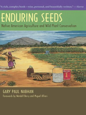 cover image of Enduring Seeds