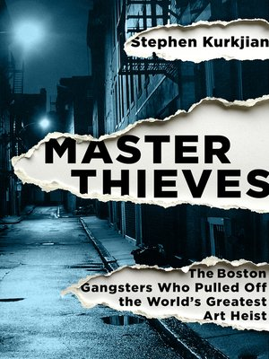 cover image of Master Thieves