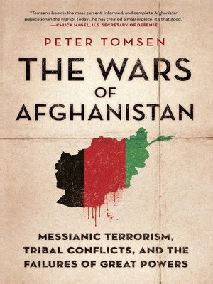 cover image of The Wars of Afghanistan