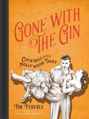 cover image of Gone with the Gin