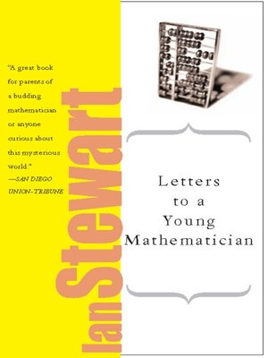 cover image of Letters to a Young Mathematician