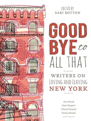cover image of Goodbye to All That