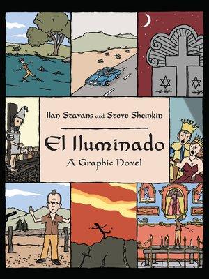 cover image of El Iluminado B&N edition