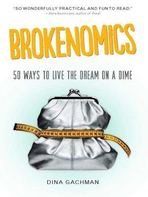 cover image of Brokenomics
