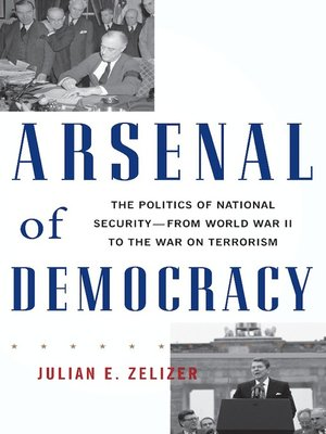cover image of Arsenal of Democracy
