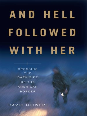 cover image of And Hell Followed With Her