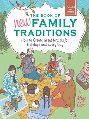 cover image of The Book of New Family Traditions (Revised and Updated)