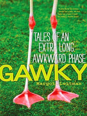 cover image of Gawky