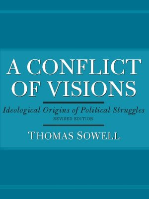 cover image of A Conflict of Visions