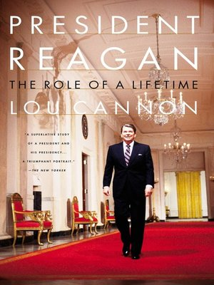 cover image of President Reagan