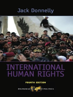 international human rights donnelly pdf