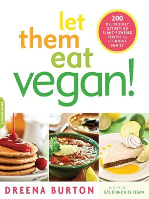cover image of Let Them Eat Vegan!