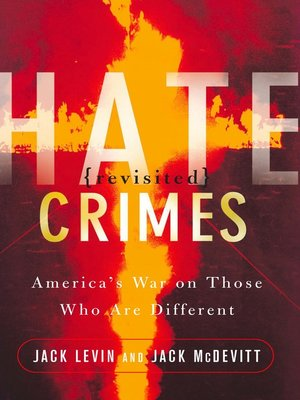 cover image of Hate Crimes Revisited