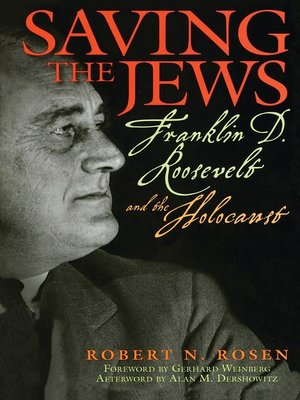 cover image of Saving the Jews