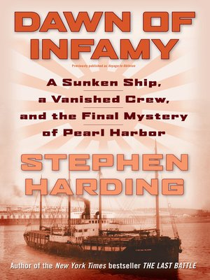 cover image of Dawn of Infamy
