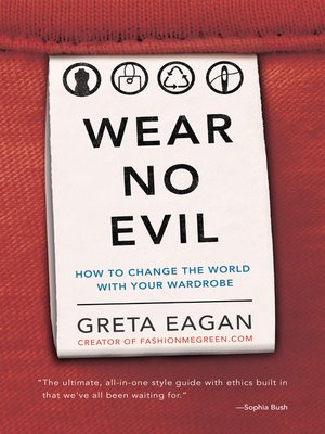 cover image of Wear No Evil