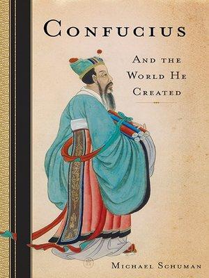 cover image of Confucius