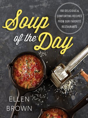 cover image of Soup of the Day