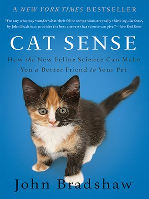 cover image of Cat Sense
