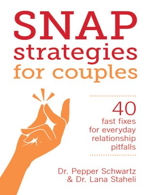 cover image of Snap Strategies for Couples