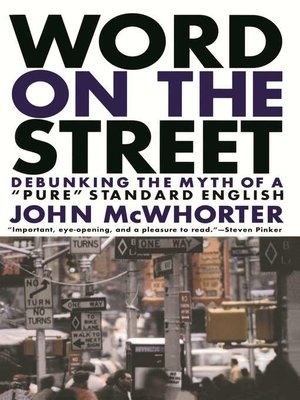 cover image of Word On the Street
