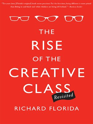 cover image of The Rise of the Creative Class: Revisited