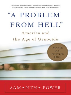 """cover image of """"A Problem From Hell"""""""