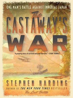 cover image of The Castaway's War