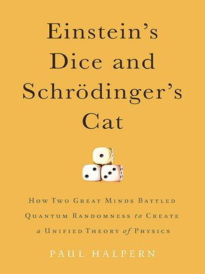 cover image of Einstein's Dice and Schrödinger's Cat
