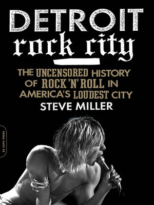 cover image of Detroit Rock City