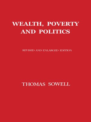 cover image of Wealth, Poverty and Politics