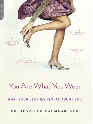 cover image of You Are What You Wear