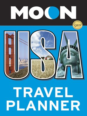 cover image of Moon USA Travel Planner