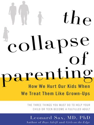cover image of The Collapse of Parenting