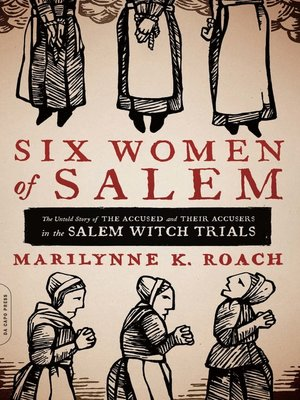 cover image of Six Women of Salem