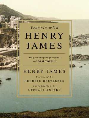 cover image of Travels with Henry James