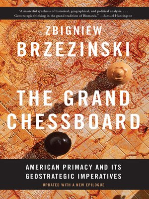 cover image of The Grand Chessboard