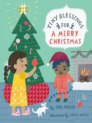 cover image of Tiny Blessings for a Merry Christmas