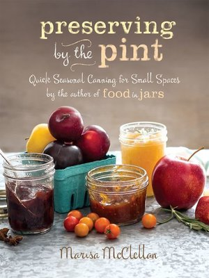 cover image of Preserving by the Pint