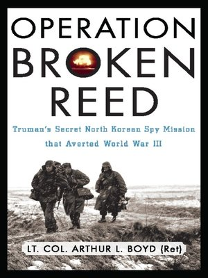 cover image of Operation Broken Reed