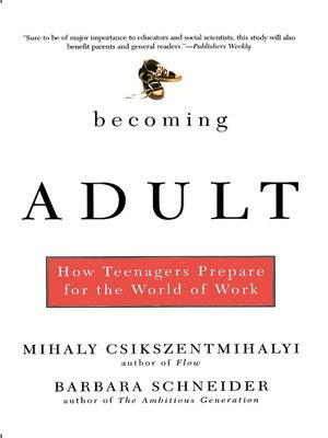 cover image of Becoming Adult