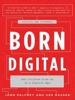 cover image of Born Digital