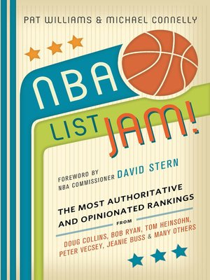 cover image of NBA List Jam!