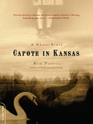 cover image of Capote in Kansas