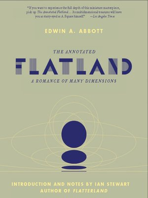cover image of The Annotated Flatland