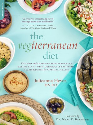 cover image of The Vegiterranean Diet
