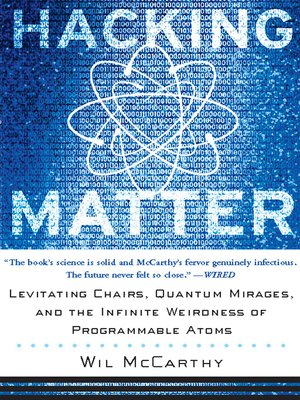 cover image of Hacking Matter