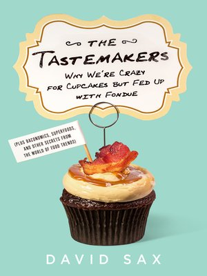 cover image of The Tastemakers