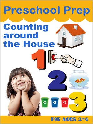 cover image of Counting Around the House