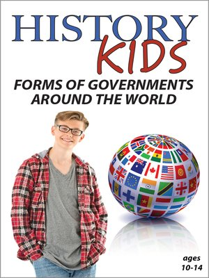 cover image of History Kids: Forms of Governments Around the World